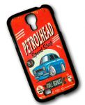 KOOLART PETROLHEAD SPEED SHOP Design For Retro Mk1 Ford Escort RS Mexico Hard Case Cover Samsung Galaxy S4